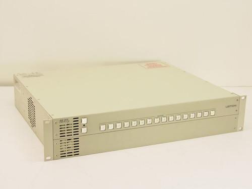 LEITCH 16X1p  VSM ASM 16X&LT 16X1A2 Switcher