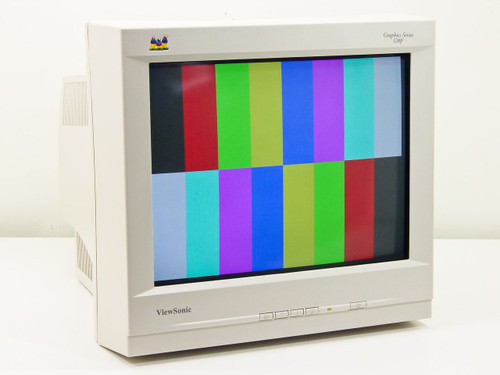 "ViewSonic  G90F Graphic Series   19"" Graphic Series Monitor / VCDTS23283-2M"