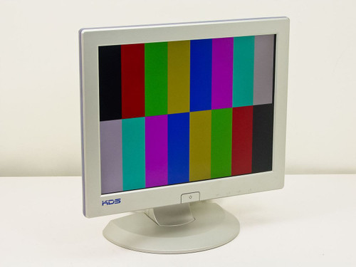"KDS  Rad-5   15"" LCD Color Monitor"