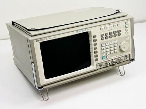 HP/Agilent 8990A  20 MHz to 40 GHz Peak Power Analyzer As Is