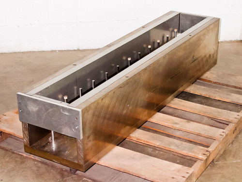 "Antipodal 56""x12.5""x11.25""  Monster Opposed Super Magnet Trough"