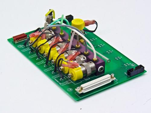 Clippard ETO-3M-12  6 Port Manifold on Dison Technology Controller Boa