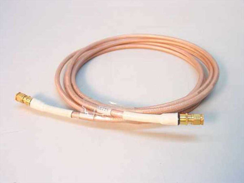 Gold Tipped Coaxial Cable