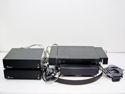 Heidenhain / Compumotor  702 / X-Y   Dual Axis Linear Stage with Compumotor Drives