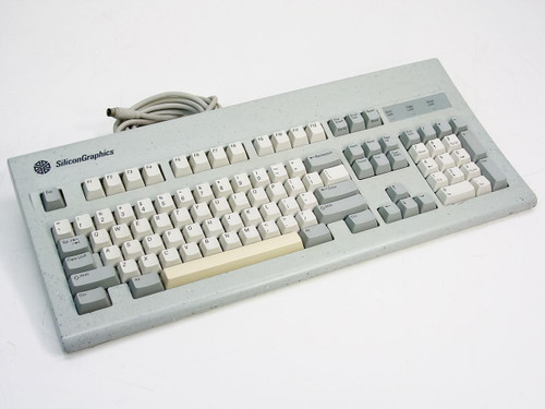 Silicon Graphics 9500900  U.S. AT-101 - GRANITE keyboard ps/2 connector