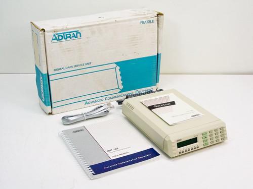 Adtran 1202.029L2  ISU 128 128KB ISDN Service Unit Modem