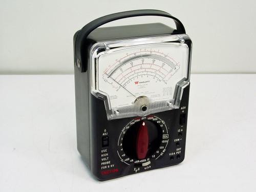 Triplett  630-NS  Analog Volt Ohm Meter Multimeter VOM - As Is Parts