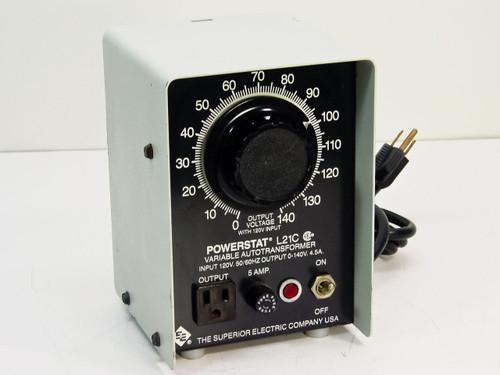 Superior Electric L21C  Powerstat Variable Autotransformer