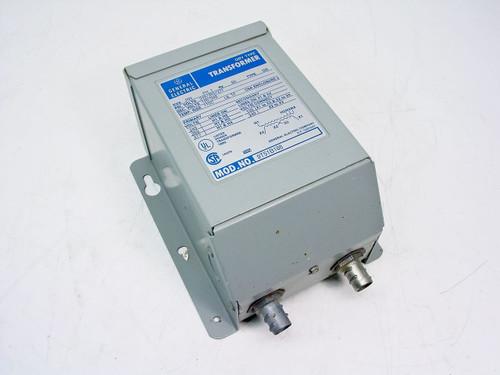 General Electric  9T51B188  0.5 KVA 277V to 120/240 Stepdown Transformer