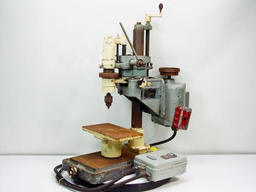 Hamilton Tool Company Maxi-JR  Vintage Tabletop Drill Press