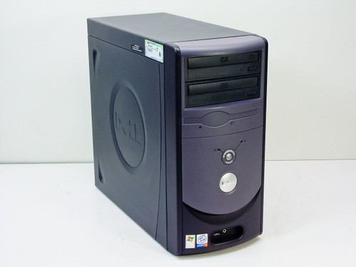 Dell Dimension 4600  Pentium 4 2.8 GHz 256MB, 30GB Tower Computer