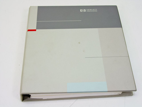 HP 3314A  Operating & Service Manual