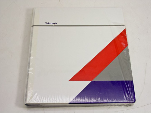 Tektronix TDS420, 460, 520, 540, 620, 640  Programmer Manual