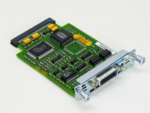 Cisco Systems  Wic 1T  Interface Card Serial