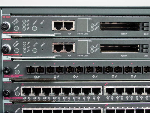 Cisco WS-C5500  5500 Series Chassis