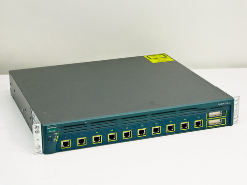 Cisco WS-C3550-12T  Catalyst 3550 Series Router 12 Port Gigabit