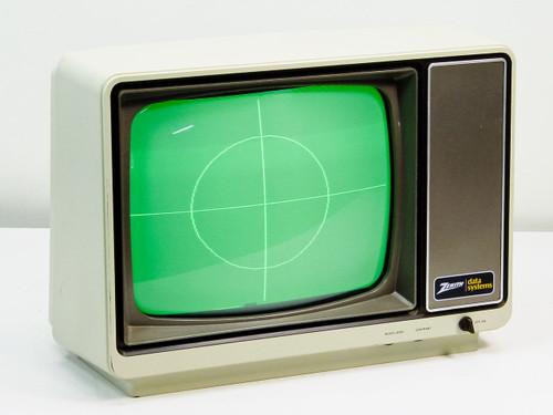 Zenith Data Systems  ZVM-121  Monitor
