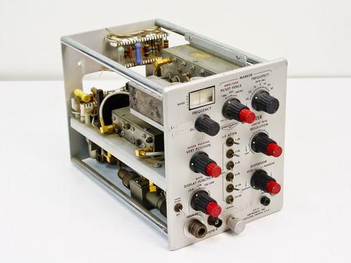 Tektronix L-21  Spectropulse Analyzer