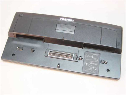 Toshiba Advanced Port Replicator - No A/C Adapter (PA3082U-1PRP)