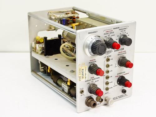 Tektronix  L-3742/2  Spectropulse Analyzer