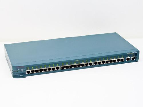Cisco WS-C1924-A  Catalyst 1900 Series 24 Port Switch