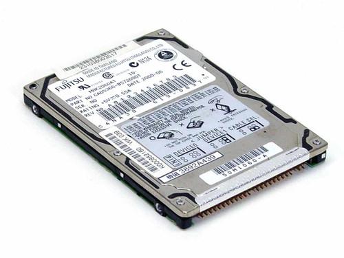 """Fujitsu CA05366  6.0GB 2.5"""" 4200RPM MHK2060AT Laptop HDD"""