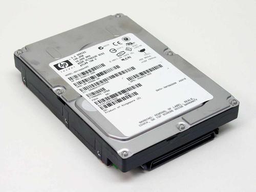 """HP 356910-008  146.8Gb 3.5"""" Atlas 10K RPM Wide Ultra320 SCSI HDD"""