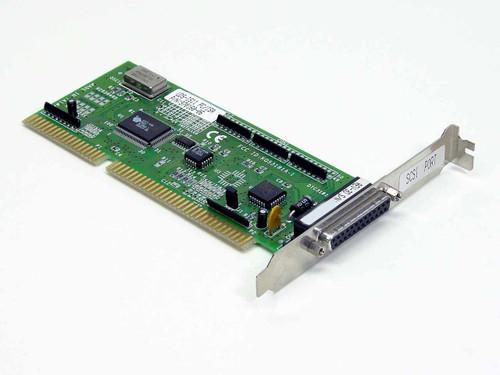 Umax 970160-06  UDS-IS11 PC/ISA SCSI Controller Card