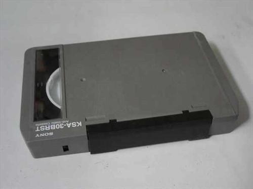 Sony Sony 30 Min 3/4 U-Matic Broadcast Cassette Tape - New KSA-30BRST