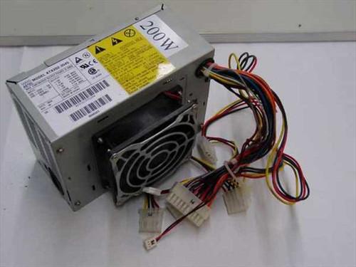 Aztec 200 W ATX Power Supply - Gateway 6500460, ATX202-3545