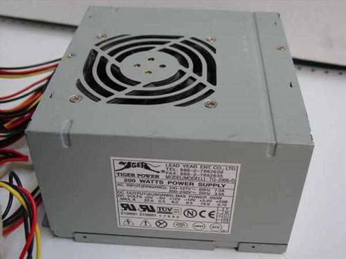 Tiger Power 200 W ATX Power Supply TG-2006-D