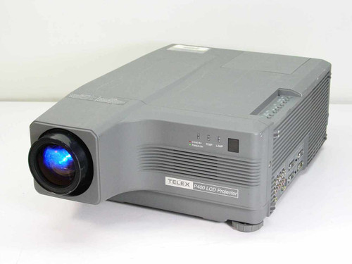 Telex P400  400 Lumen LCD Data/Video Projector