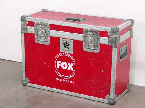 "Star Case 29"" x 12"" x 21""  Red Super Star ATA Flight Road Case"