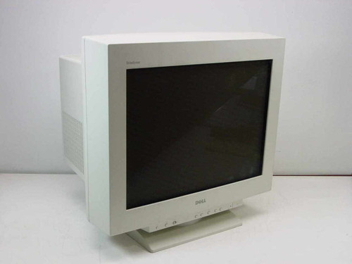 "Dell P1110 / 0917R  Trinitron UltraScan 21"" CRT Monitor"