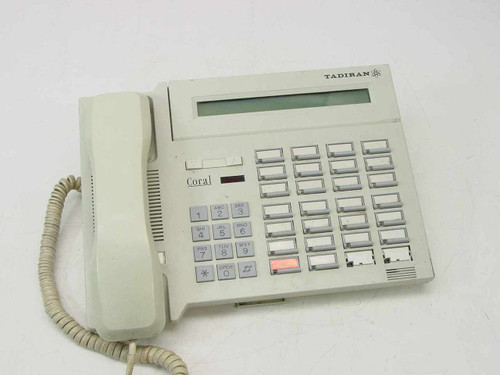 Tadiran DKT-2321  Coral Digital Key Telephone-Biege