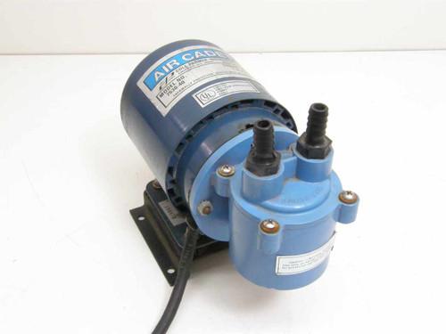 Cole-Parmer 7530-40  Air Cadet Vacuum Pressure Pump w/ foot pedal