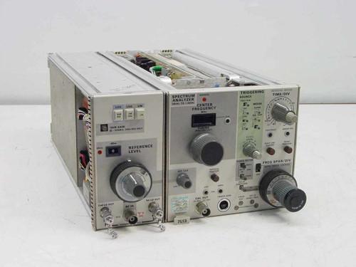 Tektronix 7L13  Spectrum Analyzer Plug In