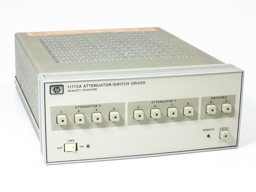 HP 11713A GPIB Compatible Attenuator / Switch Driver