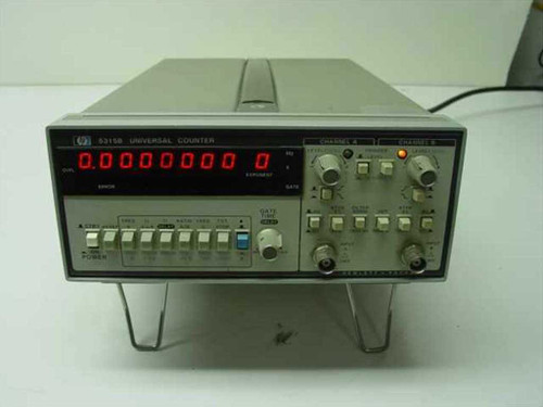 HP 5315B  Universal Counter option 001