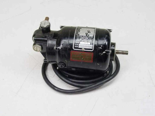 Bodine Electric Company NSH-12R  1/70 HP 1725 RPM Speed Reducer Motor