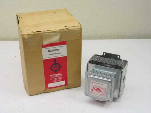 National Electronics NL10250-1  Magnetron Head in Box