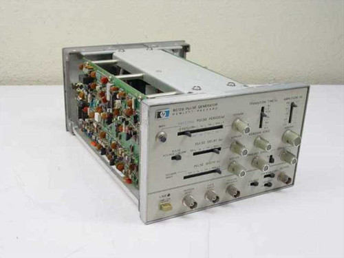 Hewlett Packard 8012B  Pulse Generator