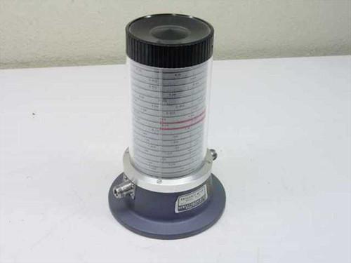 Hewlett Packard 536A  Frequency Meter