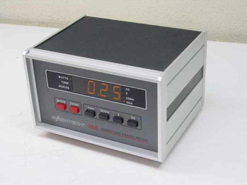 Scientech 36-5002T2  Model 365 Laser Power & Energy Meter