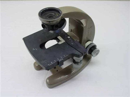 Research Devices  Microscope  Base with X, Y, Stage