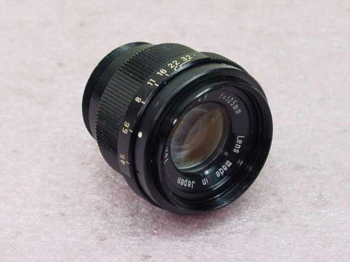 Tominon 4.5/105 mm  Lens for Polaroid MP4