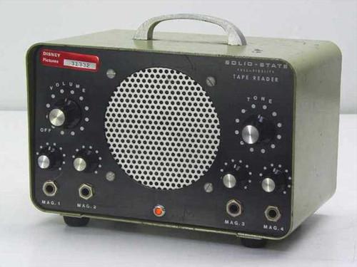 Ediquip / Disney Studios 1027-0  Solid State Tape Reader audio reader