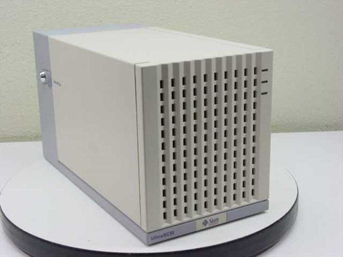 Sun 595-2422-01  711 Ultra SCSI External Hard Drive Enclosure