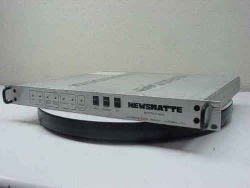 Ultimatte Corp./Petro Vlahos Newsmatte  Video Compositing System