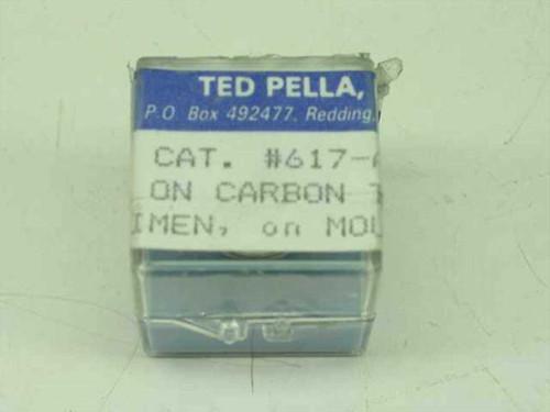 Ted Pella 617-A  Gold on Carbon Test specimen